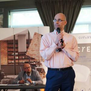 Bartek Perkowski, reprezentant firmy Stabart