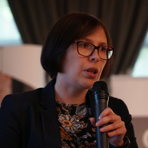 Karolina Kabot, reprezentantka firmy Szkilnik Design