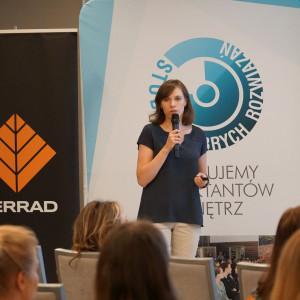 Justyna Mojżyk zwyciężczyni konkursu Dobrze Mieszkaj Najlepsze Projekty