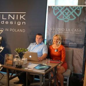 Stoisko firmy La Casa i Polish Floor