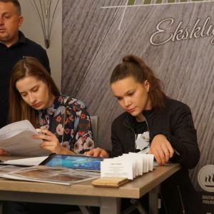 Stoisko firmy Finishparkiet. Fot. Radosław Zieniewicz