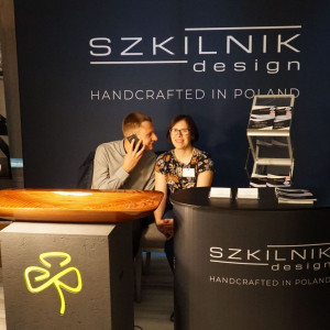 Stoisko firmy Szkilnik Design. Fot. Radosław Zieniewicz