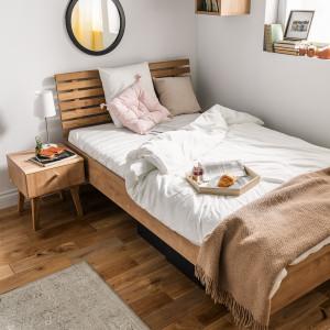 Łóżko dla singla. Fot. Vox
