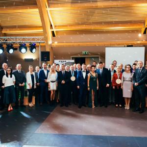 Jubileusz 20-lecia firmy TOBO w Rezydencji Protasy