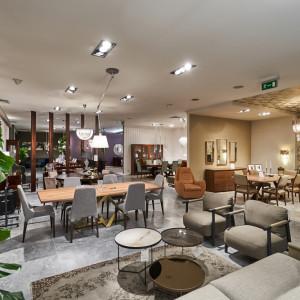 Strefa Premium w krakowskim salonie Maxfliz. Fot. Maxfliz
