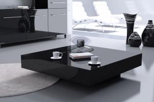 Stolik kawowy – mebel, który potrafi odmienić salon