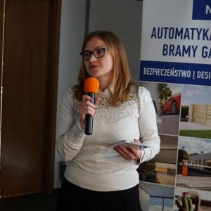 Katarzyna Zajchowska z firmy Massi