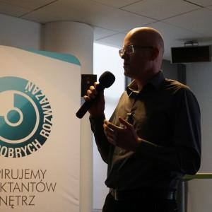 Marcin Szeląg z firmy Ecomax