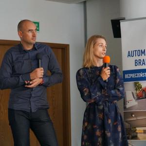 Monika i Adam Bronikowscy - goście specjalni