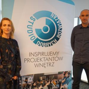 Monika i Adam Bronikowscy - goście specjalni SDR w Warszawie