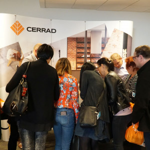 Stoisko firmy Cerrad