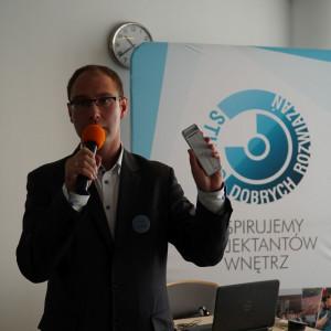 Wojciech Jankowski, firma Nice Polska.