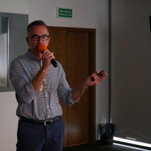 Daniel Wysocki z firmy Ecomax.