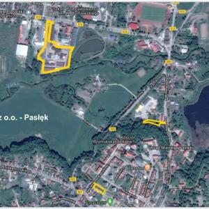 Lokalizacja inwestycji Ajram