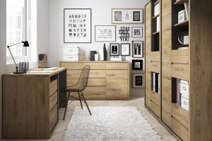 Domowe biuro - jak je funkcjonalnie zaaranżować?