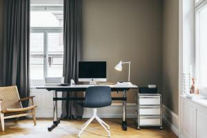 """""""Kitos"""" - pomysł na domowe biuro"""