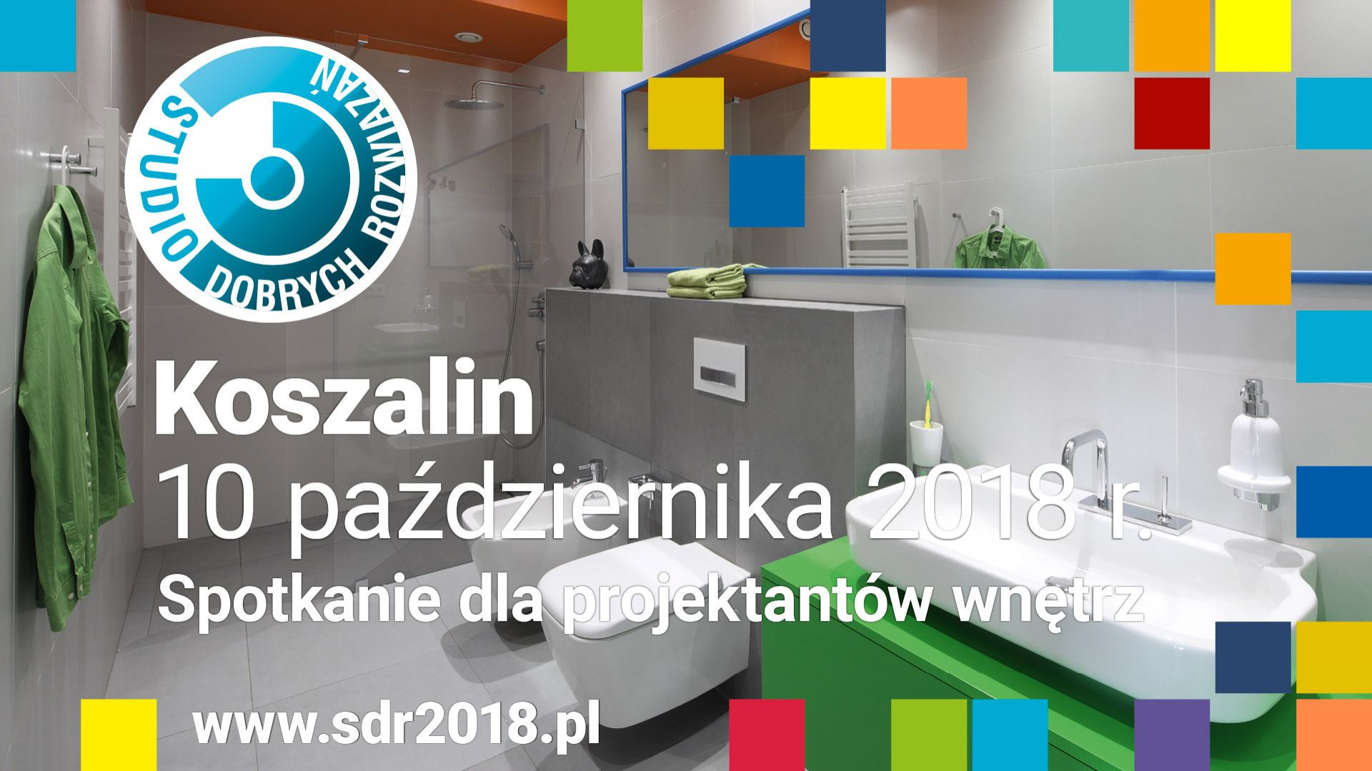 Studio Dobrych Rozwiązań 10 października zawita do Koszalina.