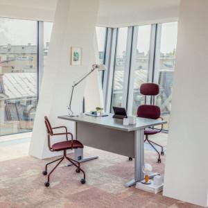 Meble biurowe z oferty MDD. Fot. Ernest Winczyk/MDD