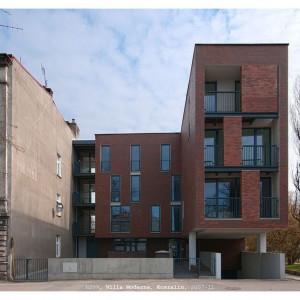 Villa Moderna, Koszalin 2011. Projekt: HS99. Fot. J. Certowicz
