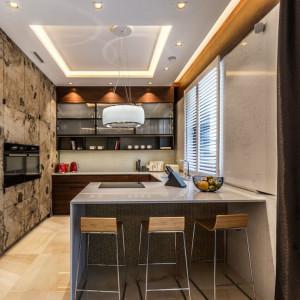 W kuchni liczą się nie tylko ergonomiczne rozwiązania, ale i estetyka. Fot. Viva Design