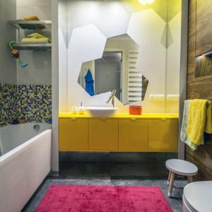 Łazienka dla dzieci. Fot. Viva Design