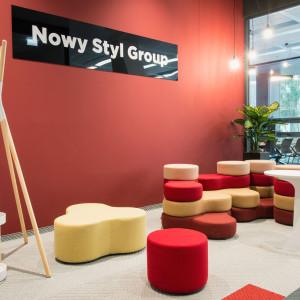 Showroom Grupy Nowy Styl w Wiedniu. Fot. Grupa Nowy Styl