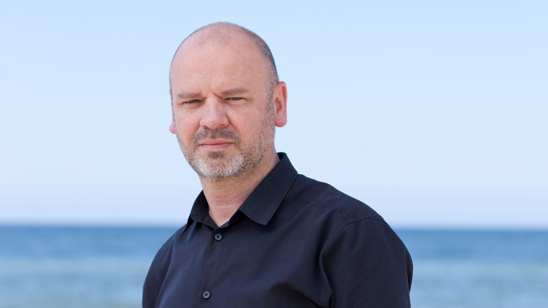 Dariusz Herman będzie gościem specjalnym Studia Dobrych Rozwiązań w Koszalinie. Fot. Wojciech Grela