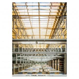 Centrum Informacji Naukowej i Biblioteka Akademicka (CINiBA), Katowice 2012. Projekt HS99. Fot. J. Certowicz