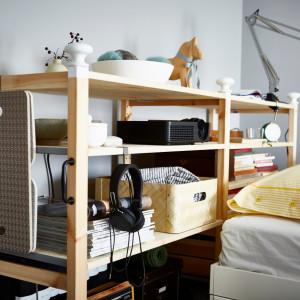 Wielofunkcyjny regał. Fot. IKEA