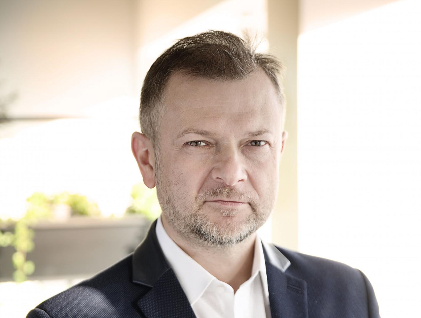 Dariusz Wilk, prezes i założyciel Bejot. Fot. Bejot