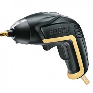 Jubileuszowa wkrętarka IXO marki Bosch. Fot. Bosch