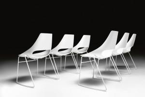 Nowe kolekcje designerskich krzeseł na polskim rynku