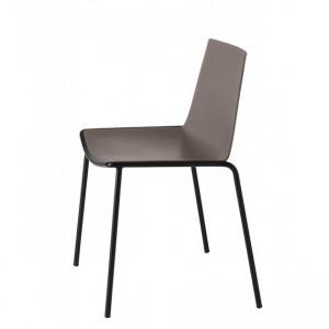 Krzesło Cuba marki Metalmobil. Fot. Dekorian