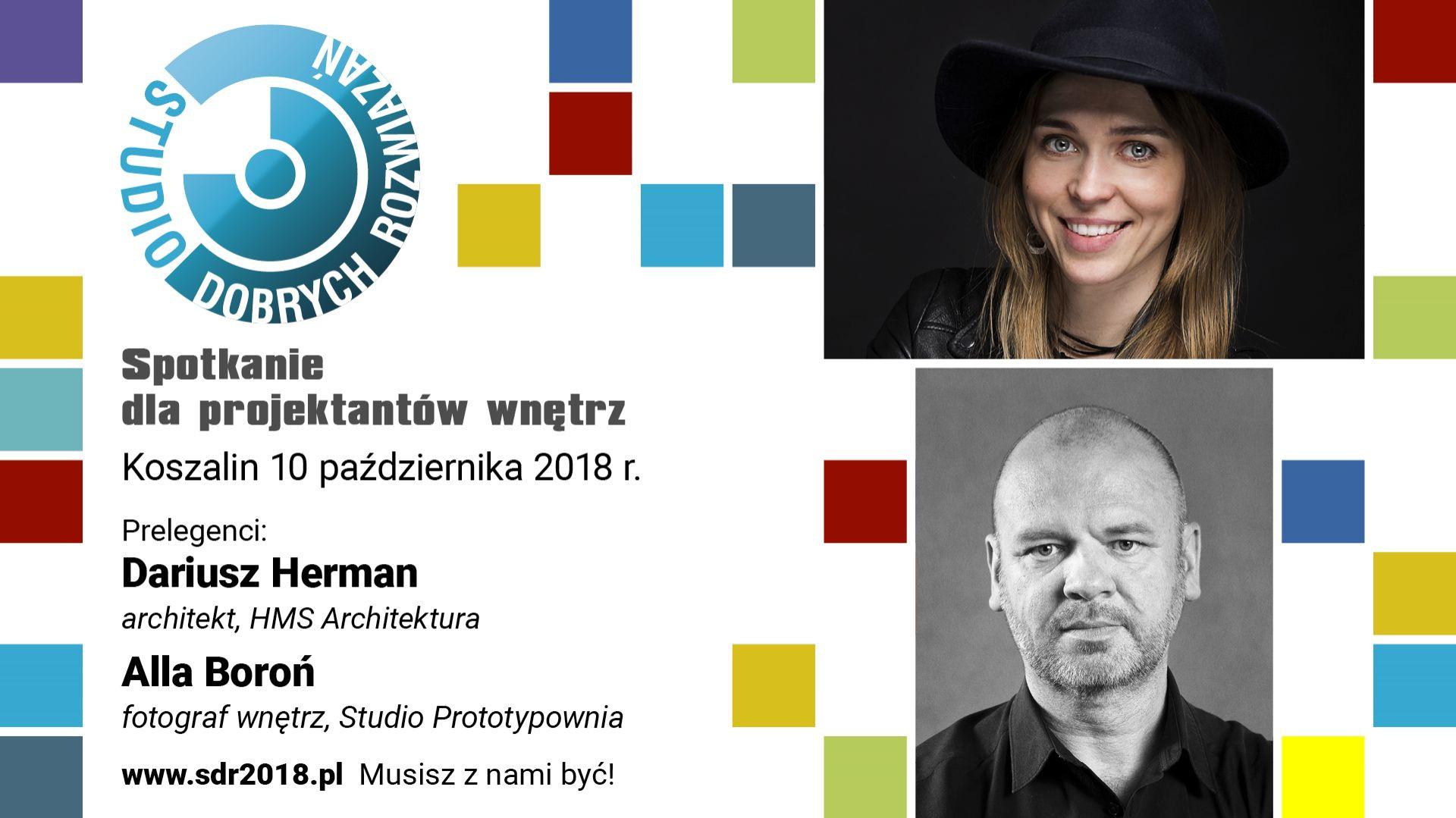 Najbliższe Studio Dobrych Rozwiązań odbędzie się 10 października w Koszalinie.