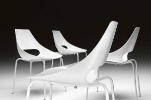 Na rynku pojawiły się nowe designerskie krzesła z Włoch