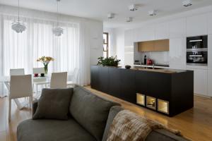 Połączenie minimalizmu z najnowszymi trendami - realizacja Inter-Arch