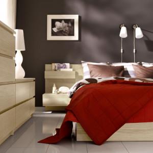 Sypialnia Malm. Fot. IKEA