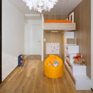 Pokój dziecięcy. Projekt: Inter-Arch Architekci. Fot. Inter-Arch Architekci