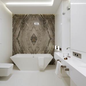 Łazienka. Projekt: Inter-Arch Architekci. Fot. Inter-Arch Architekci