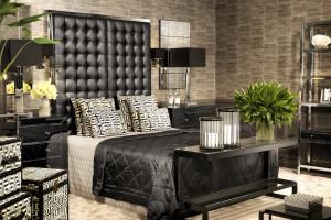 Styl nowojorski w sypialni - wybierz odrobinę luksusu