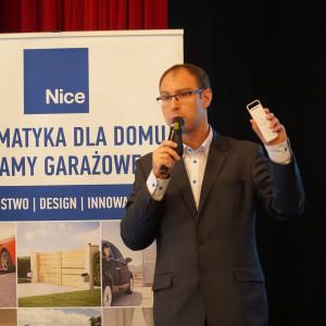 Wojciech Jankowski_przedstawiciel Nice Polska. Fot. Katarzyna Zacharewicz-Łukaszuk