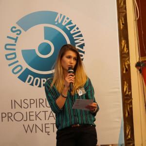 Magdalena Błażejczyk rreprezentująca Elkamino Dom. Fot. Katarzyna Zacharewicz-Łukaszuk