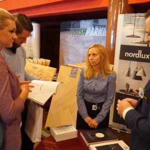 Stoisko Oskar Technology. Fot. Katarzyna Zacharewicz-Łukaszuk