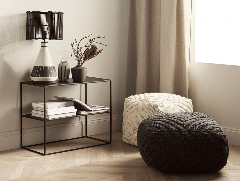 Kolekcja Furniture&Lamps marki H&M Home. Fot. H&M Home