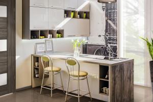 Meble kuchenne: zaaranżuj małą kuchnię z charakterem!