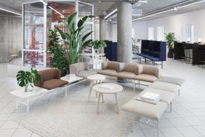 Najnowsze trendy w aranżacji biura - biophilic design