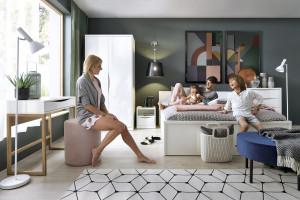Meble do sypialni: jak wybrać wygodne i funkcjonalne łóżko?