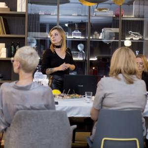 Spotkanie dla architektek, które odbyło się we wrocławskim Studiu Forma 96 27 września br. Fot. Studio Forma 96