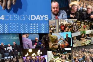 """Kolejna edycja """"4 Design Days"""" zapowiada się rekordowo!"""
