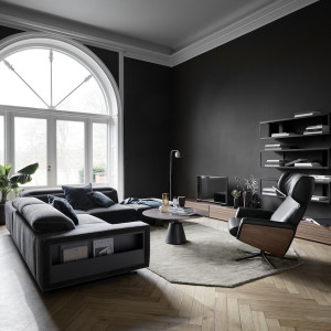 Narożna sofa Hampton. Fot. BoConcept